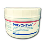 PolyChews for Older Dogs - 60 Soft Chews