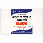Azithromycin (Zithromax)