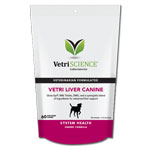 Vetri-Liver Support for Dogs - 60 Soft Chews