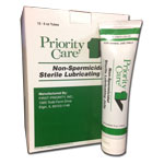 Priority Care Non Sperm Gel 5oz