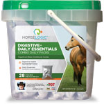 Formula 707 Horse Logic Digestive + Daily Essentials Daily Packs