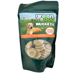 Green Pet Nuggets