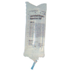 Lactated Ringer with 5% Dex Bag - 1000ml