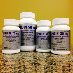 Proin CHEWABLE TABLETS