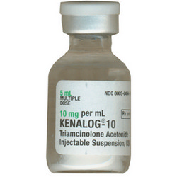 triamcinolone injection cats