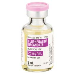fluphenazine decanoate injection app