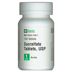 Canine Medication Sucralfate
