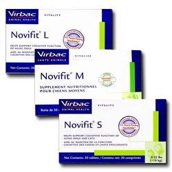 Novifit Tablets for Dogs and Cats
