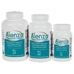 Alenza Chewable Tablets for dogs