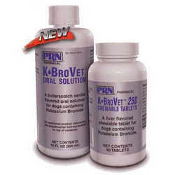 K-BroVet Tablets or Solution