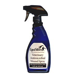 EquiSilver Wound Spray for Horses