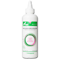 Ear Cleansing Solution by Vet Solutions - 8 oz