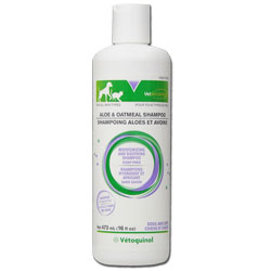 VET Solutions Aloe and Oatmeal Shampoo 16oz