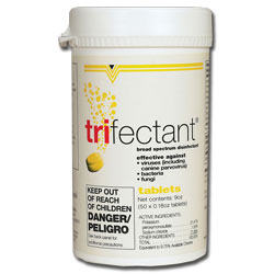 Trifectant Tablets 50 count Bottle