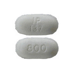 Ibuprofen 800mg - 500 Tablets