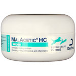 MalAcetic HC Wipes - 25 count