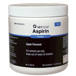 Aspirin Powder 1 lb ( Apple Flavor)
