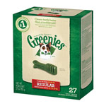 Greenies Dental Chews Treat Tub-Pak