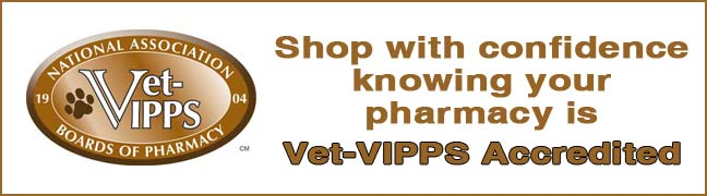 VETERINARY-VERIFIED INTERNET PHARMACY PRACTICE SITES(CM) Online Veterinary Pharmacy Services  Heartland Veterinary Supply &amp; Pharmacy has earned Veterinary-Verified Internet Pharmacy Practice Sites(CM) (Vet-VIPPS&#174;) accreditation through the National Association of Boards of Pharmacy&#174; (NABP&#174;).></a></td>