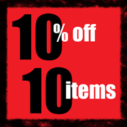 10 for 10 Sale