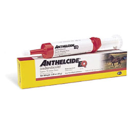 Anthelcide PASTE - .85oz Syringe
