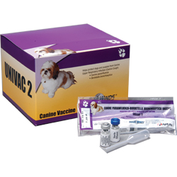 Univac 2 INTRANASAL Vaccine