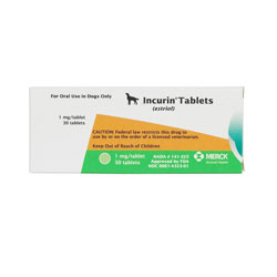 Incurin Tablets for Dogs
