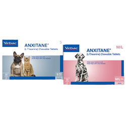 Anxitane for Dogs and Cats