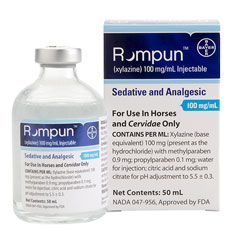 Rompun 100mg/ml Injectable