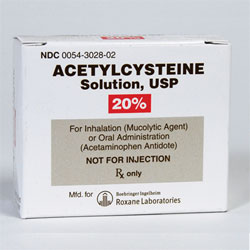 NACETYL CYSTEINE Uses Side Effects Interactions and