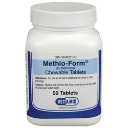 Methioform - Single Tabs
