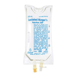 lactated ringers vs normal saline