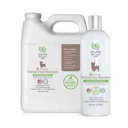 Flea & Tick Natural Dog Shampoo