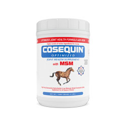 Cosequin Optimized with MSM Equine Powder