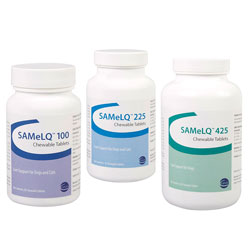 SAMeLQ Chewable Tablets
