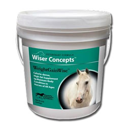 WeightGainWise for Horses