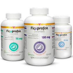 Flexprofen (Carprofen) Chewable Tablets