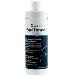 EquiThrush (Copper Naphthenate) Topical