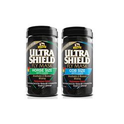 Absorbine Ultra Shield Fly Mask - Horse