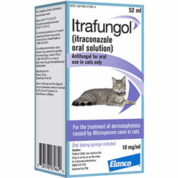 Itrafungol Oral Solution - 52 mL