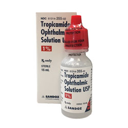 Tropicamide Ophthalmic Solution 0.5%