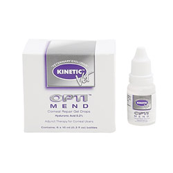 OptiMend Corneal Repair Gel Drops