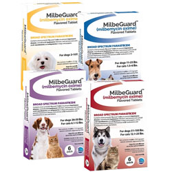 MilbeGuard Tablets