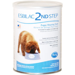 Esbilac 2nd Step Puppy Weaning Food - 14 oz