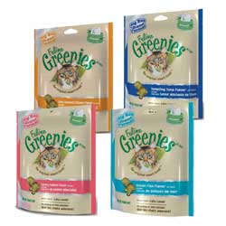 Greenies FELINE Greenies Dental treats