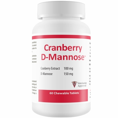 Cranberry D-Mannose Urinary Tract Support