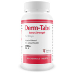 Derm-Tabs Tablets for Dogs