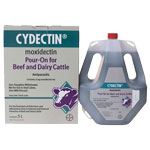 Cydectin Pour-On for Beef and Dairy Cattle