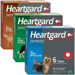 Heartgard Tablets for Dogs