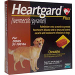 Heartgard Plus Brown